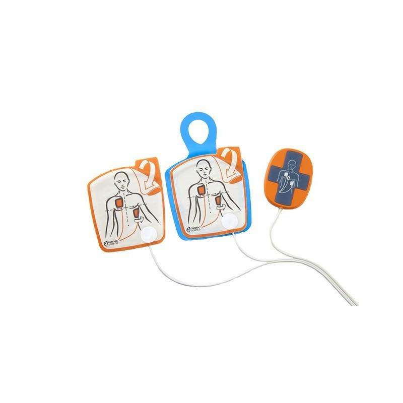 Elettrodi Adulti per Powerheart G5 con CPRD Cardiac Science
