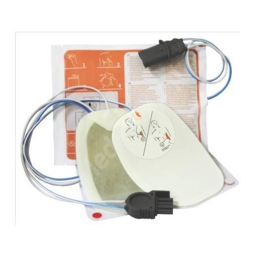 Elettrodi Pediatrici COMPATIBILI per LIFEPAK CR PLUS, 1000, 500, e CRexpress