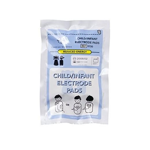 Elettrodi Pediatrici per POWERHEART AED G3 Cardiac Science