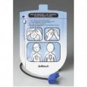 Elettrodi pediatrici per defibrillatore DCF E100/110