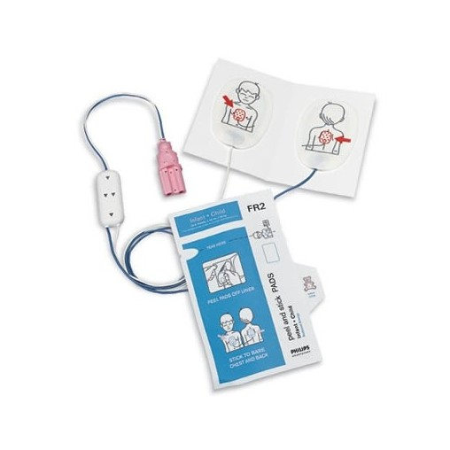 ELETTRODI PEDIATRICI PER PHILIPS HEARTSTART FR2