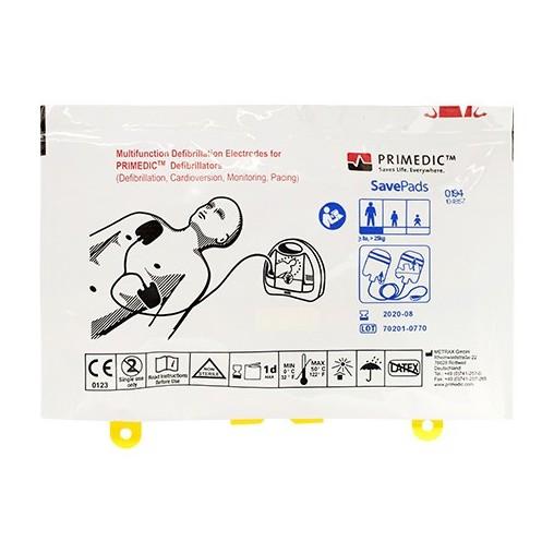 ELETTRODI ADULTI PRIMEDIC HEARTSAVE AED - HEARTSAVE PAD