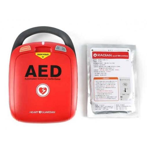 ELETTRODI ADULTI/PEDIATRICI HEART GUARDIAN HR-501