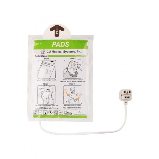 Kit Elettrodi Adulti/Pediatrici CU SP1