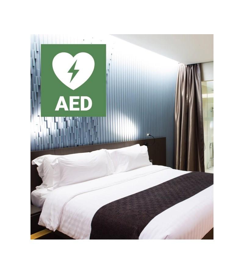 Hotel a 5 stelle ma senza Defibrillatore. Deceduto a 51 anni per arresto cardiaco in un albergo di lusso.