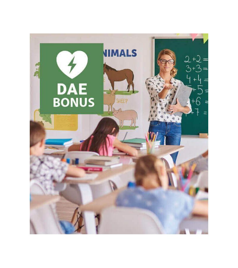 Bonus Scuole Defibrillatori Offerta Speciale 2021